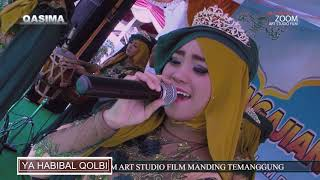 Video QASIMA - YA HABIBAL QOLBI - LIVE 2018 - DIWEK PANDEMULYO TEMANGGUNG download MP3, 3GP, MP4, WEBM, AVI, FLV Juli 2018