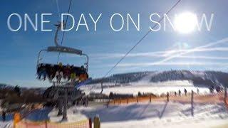 ONE DAY ON SNOW 🎿  - Ski EDIT GoPro Hero4 Willingen/Sauerland 2015
