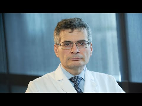 Meet Urologic Cancer Surgeon Guido Dalbagni