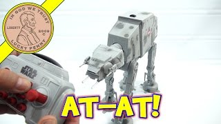 Star Wars AT-AT U-Command With Remote Control, Toys R Us Exclusive!