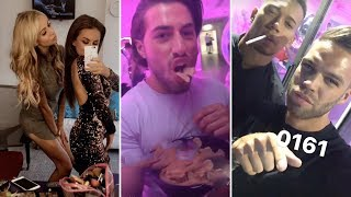 Love Island Cast Throw Afterparty To Celebrate Success Of The Series | FULL VIDEO