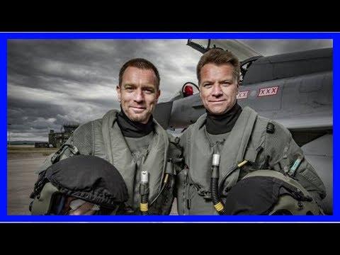 Ewan McGregor to ' take on ' 100 markup of the RAF