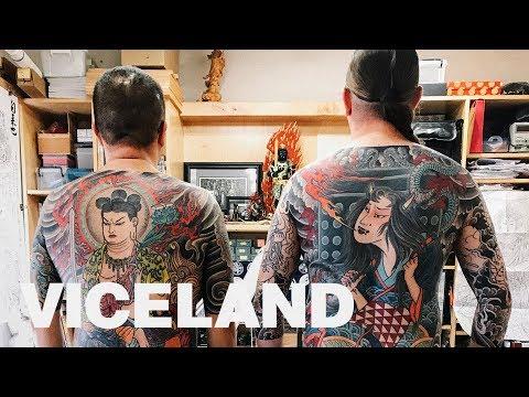 The Japanese Tattoo Duo: Taki & Horitomo - TATTOO AGE (Full Episode)