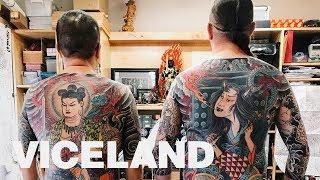 The Japanese Tattoo Duo Taki And Horitomo   TATTOO AGE Full Episode