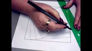 Geometry Artwork - Optical Illusion