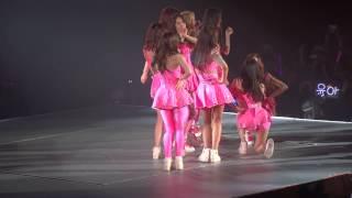 Gambar cover 140215 SNSD 少女時代 Girls & Peace Tour in Macau Dancing Queen