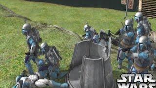 24 Clone Commandos v 300 Deathwatch – Star wars galaxy at war