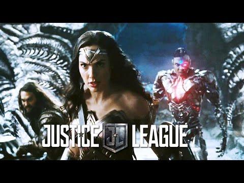 ตัวอย่างหนัง Justice League (ซับไทย)