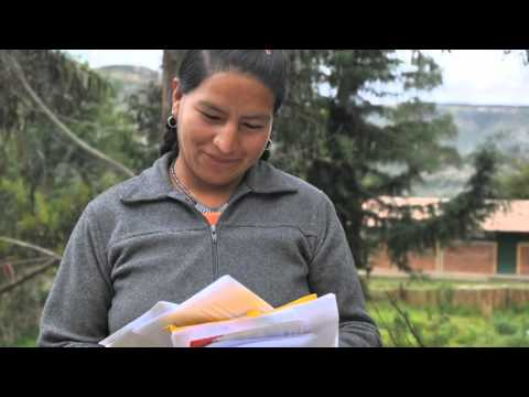 The journey of a letter: From sponsor to sponsored child