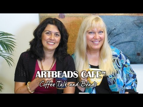 Artbeads Cafe - Artbeads Designer Wire Holiday Blends and Creative Jewelry Displays