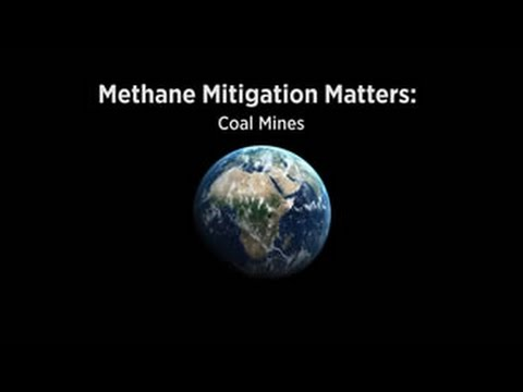 Methane Mitigation Matters:  Coal Mines