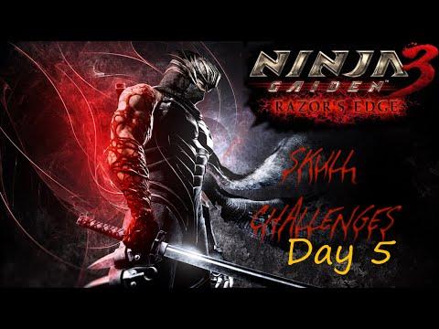 Download Ninja Gaiden 3: Razor's Edge - Day 5 - Skull Challenge