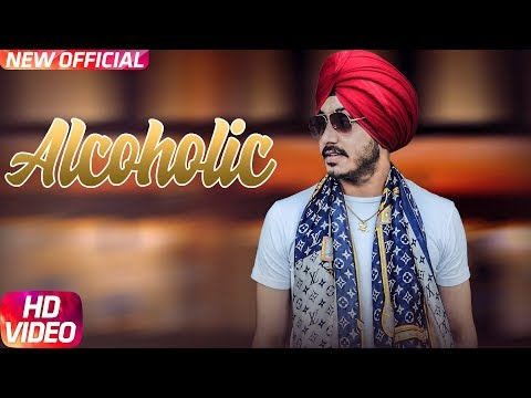Alcoholic (Full Video) | Harry Aujla | Jus Ji | Khiladi | Latest Punjabi Song 2018 | Speed Records
