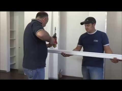 Montaggio porta battente youtube - Montaggio porta battente ...