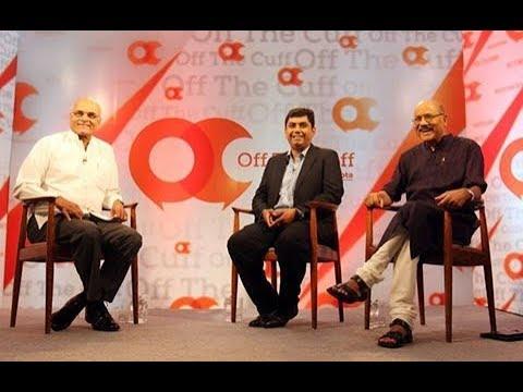 Off The Cuff with Shivshankar Menon