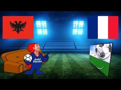 🔴🎥 (LIVE/MATCH) ALBANIE - FRANCE / Éliminatoires de l'euro 2020
