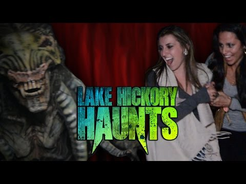 Lake Hickory Haunts: The Best Haunted House Attraction in the Carolina's