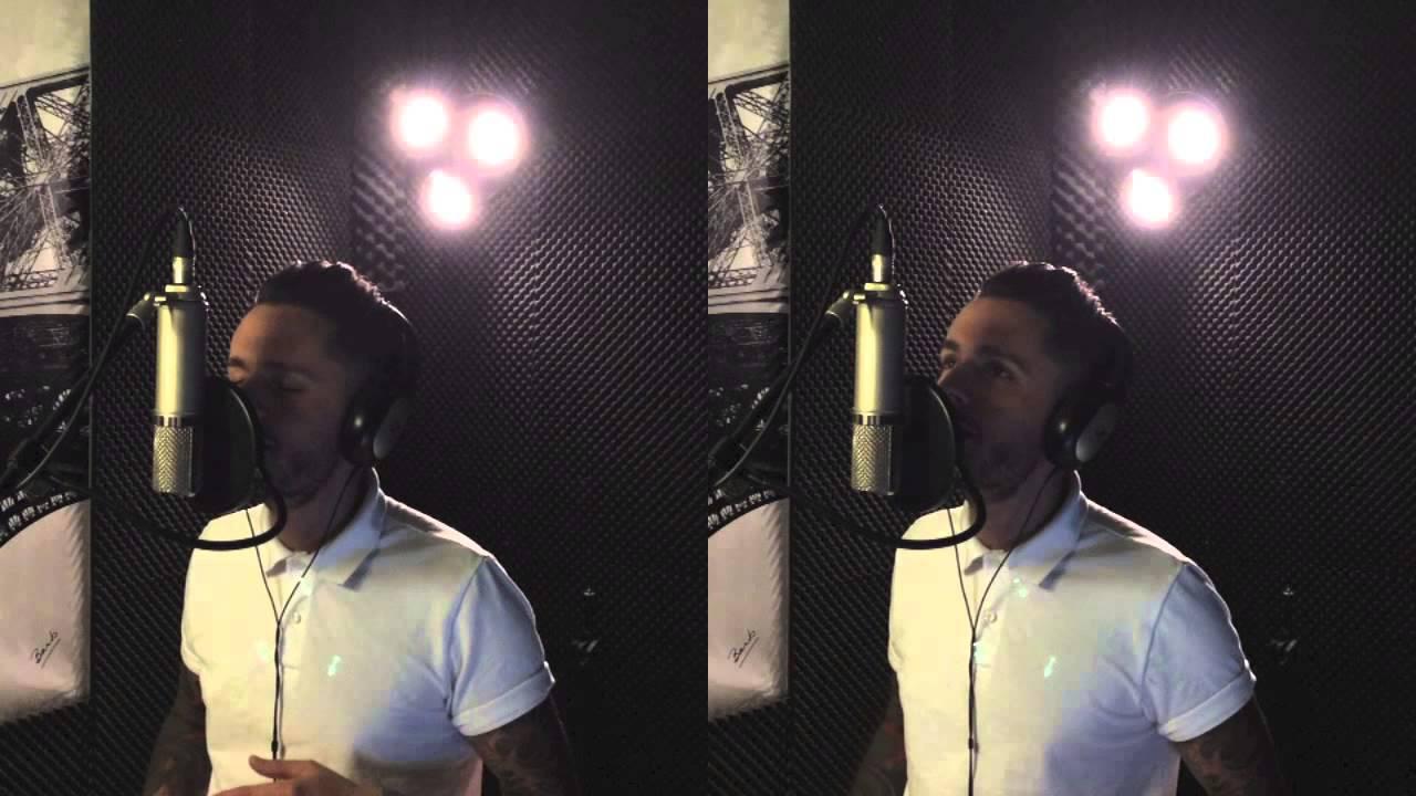 Sia - Chandelier (Vocal Cover - Original Key) - YouTube