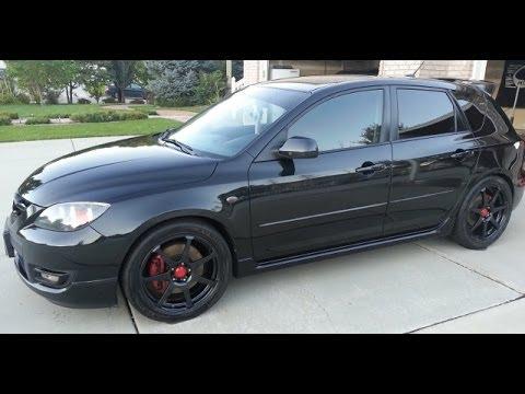 """Mazda Speed 3 >> 2009 MazdaSpeed 3 GT w/Corksports """"Power Series"""" Turbo ..."""