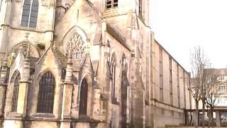Video Vax - Petite visite de Valognes, le Versailles Normand (Cotentin, Manche, ...