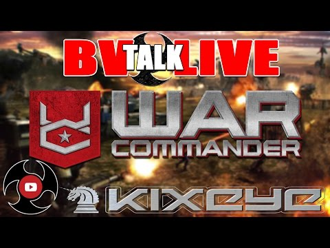 War Commander Talk Live 5-1 New Year, Same Old Shit