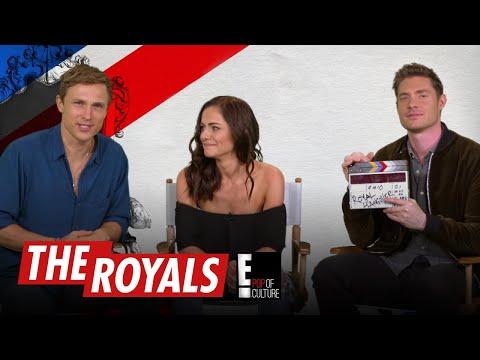 The Royals  The Royal Hangover Season 4, Ep. 10  E!
