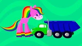 Мультфильмы про машинки от BabyfirstTV - все серии подряд