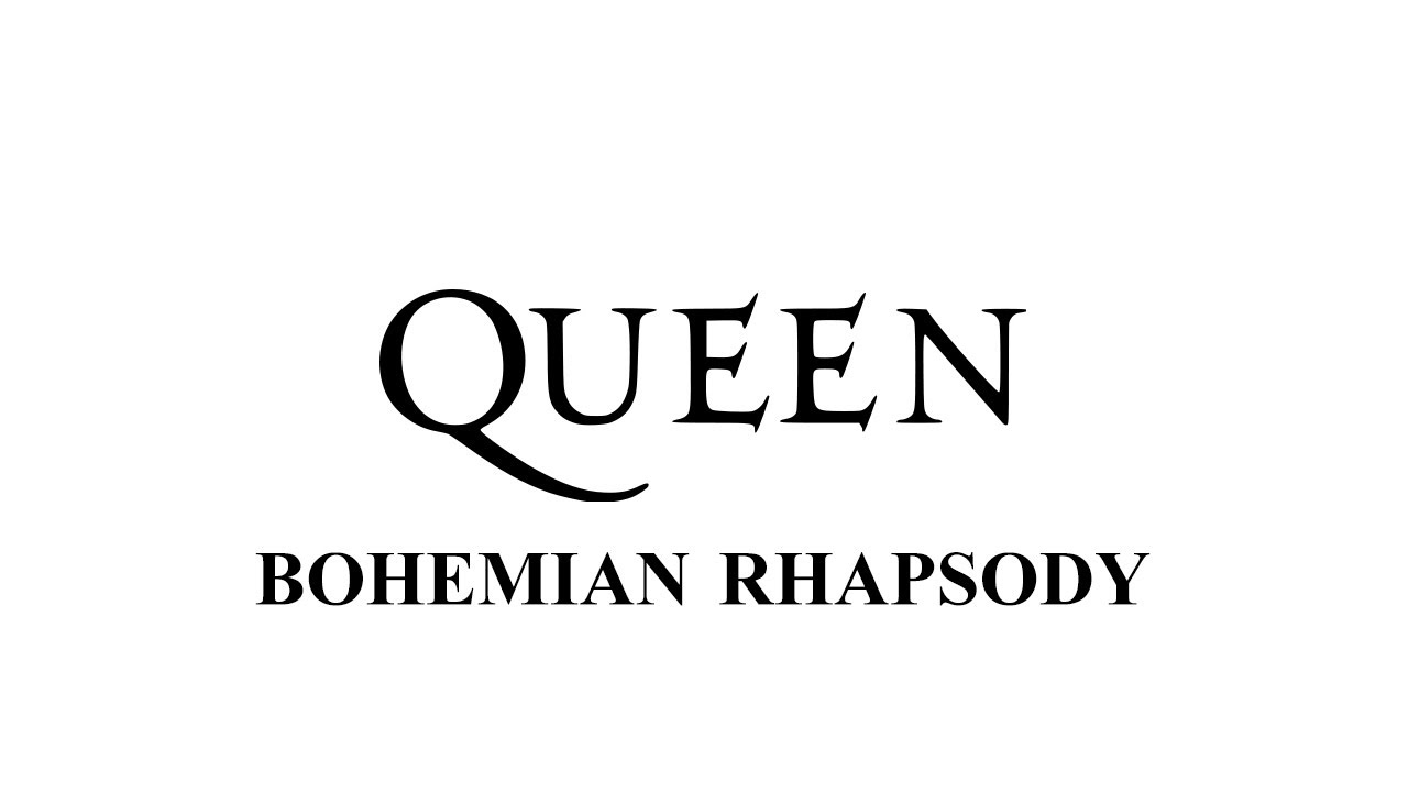Fall Out Boy Wallpaper Lyrics Queen Bohemian Rhapsody Remastered 2011 Youtube