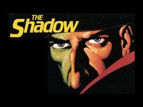 """THE SHADOW -- """"THE CREEPER"""" (5-29-38)"""