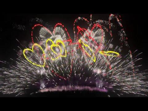 [FWSim] Firework/Feu D'artifice : Love Me Like You Do - Ellie Goulding