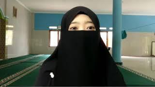 Ya Habibal Qolbi versi baru wanita bercadar dengan suara merduuu