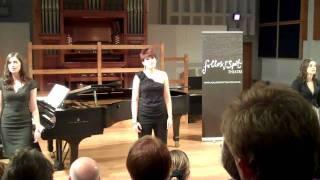 'I Wish I May' - Jessie Robinson, Rachel Cranny and Emily Holmes - Artsfest 2011