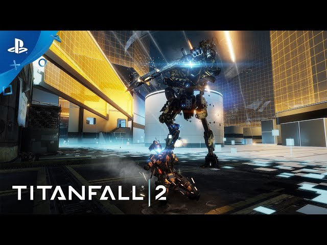 Titanfall 2: The War Games Gameplay Trailer | PS4