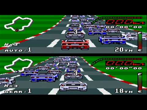 Top Gear (SNES) - Part 2: South America
