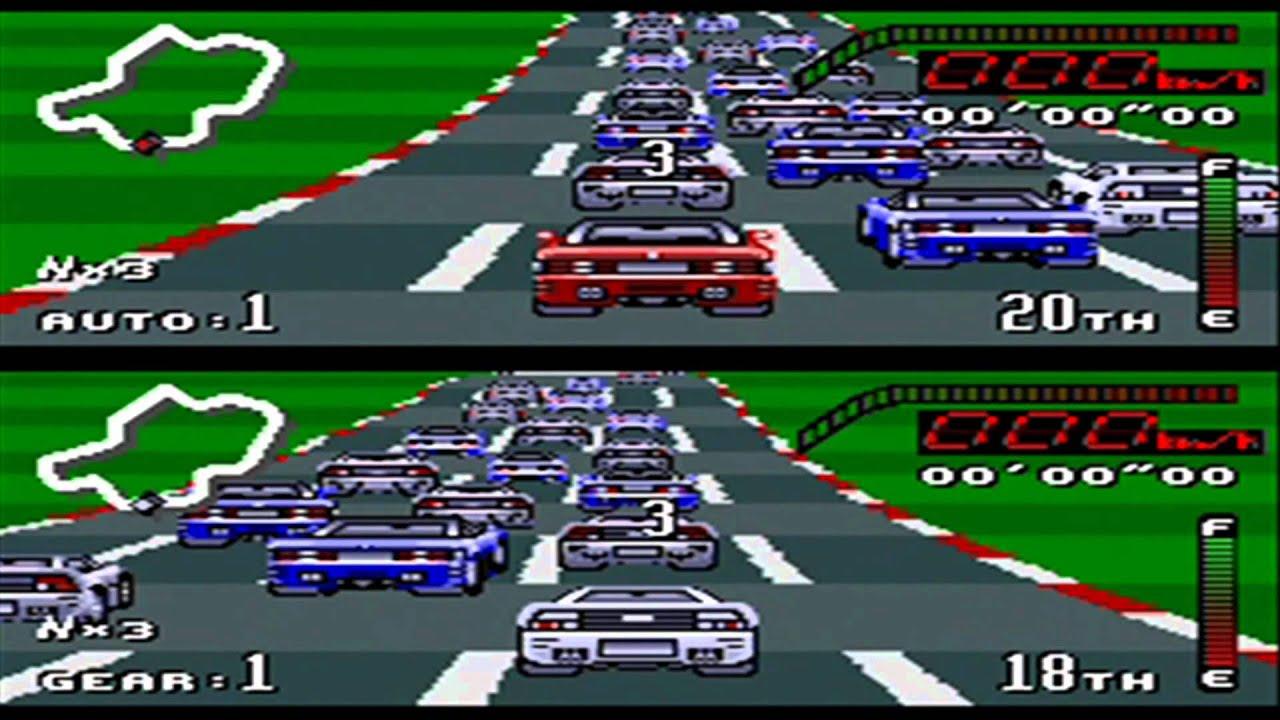 Car Games On Super Nintendo