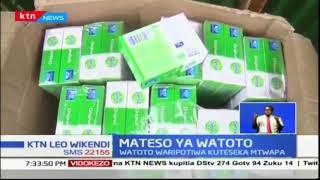 Watoto kumi wauguza majeraha yanayodaiwa kutokana na mateso
