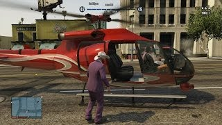 Repeat youtube video GTA V ONLINE: CAOS EN LA CIUDAD