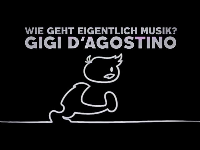 Songs bauen wie GIGI D'AGOSTINO | #WieGehtEigentlichMusik?