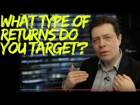 How do you approach valuation, and what type of returns do you target?