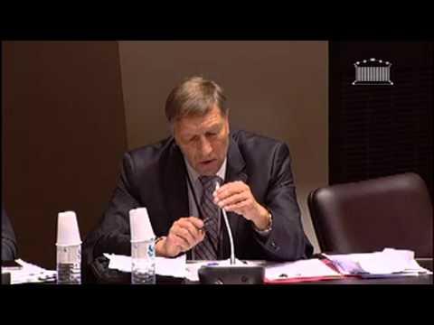 Audition de Gilles-Eric Séralini