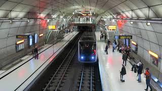 Metro BILBAO by Trainluvr