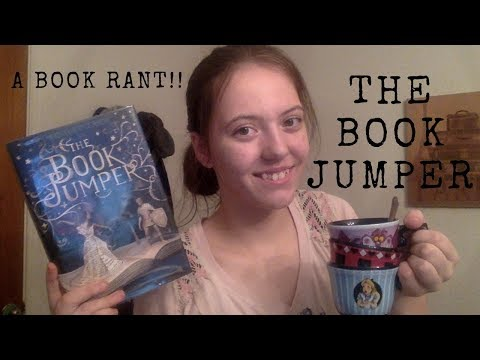 THE BOOK JUMPER BY Mechthild Glaser | A Book Rant Mp3