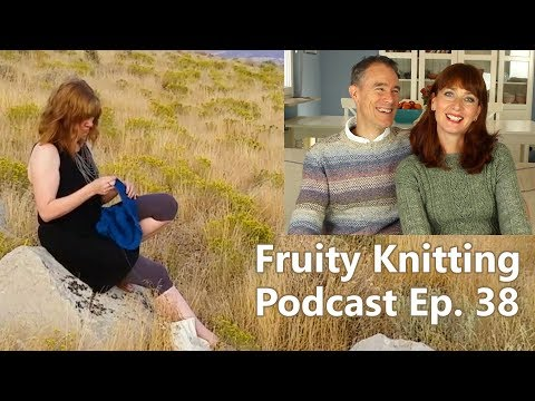 Gudrun Johnston - Ep. 38 - Fruity Knitting Podcast