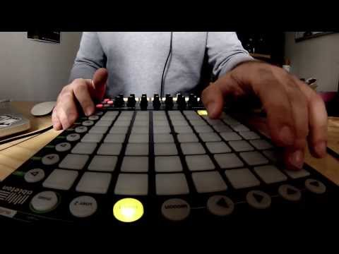 Daft Punk - Harder, Better, Faster, Stronger (Ed Rollo Project File) - [Launchpad, Launch Control]