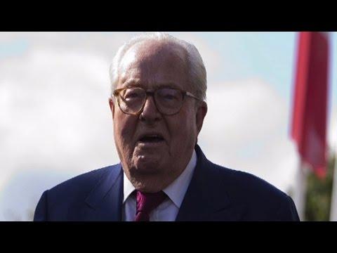 """Jean-Marie Le Pen : """"Une victoire méritée"""""""