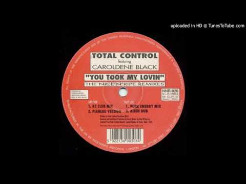 Total Control feat. Caroldene Black - You Took My Love (Pure Energy Mix)