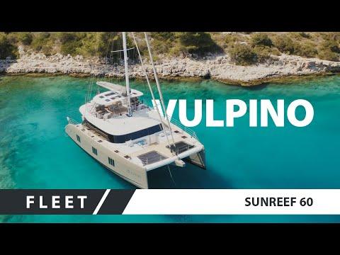 Cruising in Croatia: Sunreef 60 Vulpino