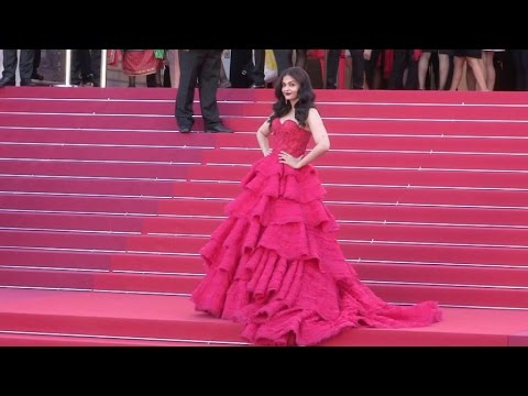 Aishwarya Rai and more on the red carpet for the Premiere of 120 Battements Par Minute in Cannes