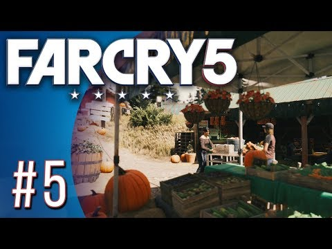 Far Cry 5 #5 - Marked