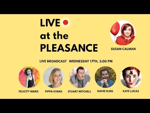 Susan Calman - Live at the Pleasance